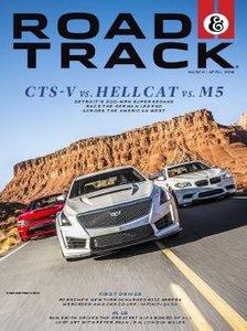 Road & Track - March - April 2016