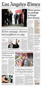 Los Angeles Times  November 17 2017
