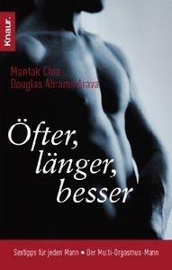 Öfter, länger, besser: Sextipps für jeden Mann (Repost)