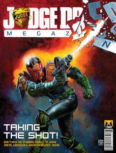 Judge Dredd The Megazine 360 2015 Digital
