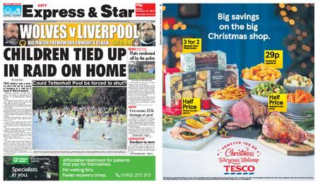 Express and Star City Edition – December 21, 2018