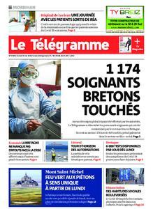Le Télégramme Auray – 09 mai 2020