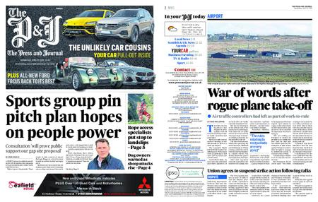 The Press and Journal Moray – April 10, 2019
