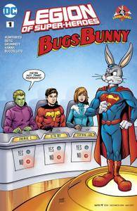 Legion of Super Heroes - Bugs Bunny Special 001 2017 2 covers digital