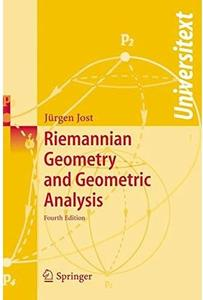 Riemannian Geometry and Geometric Analysis (4th edition)