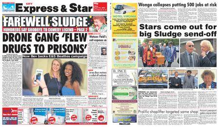Express and Star City Edition – August 31, 2018