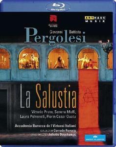 Corrado Rovaris, Accademia Barocca de I Virtuosi Italiani - Pergolesi: La Salustia (2013) [BDRip]
