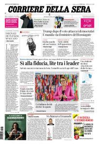 Corriere della Sera – 08 novembre 2018