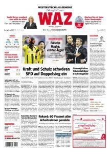 WAZ Westdeutsche Allgemeine Zeitung - 3 April 2017