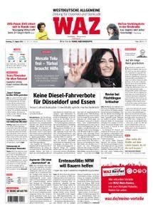 WAZ Westdeutsche Allgemeine Zeitung Oberhausen-Sterkrade - 21. August 2018