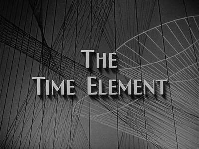 The Time Element (1958)