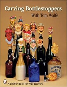 Carving Bottlestoppers with Tom Wolfe (Repost)