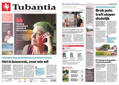 Tubantia - Enschede – 02 augustus 2018