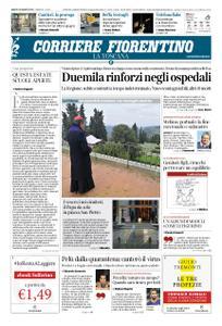 Corriere Fiorentino La Toscana – 28 marzo 2020