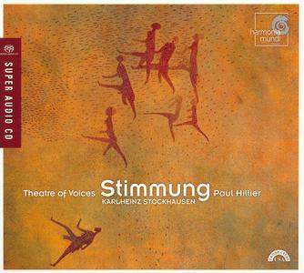 Paul Hillier, Theatre Of Voices - Karlheinz Stockhausen: Stimmung (2007)