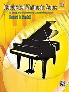 Celebrated Virtuosic Solos, Bk 5