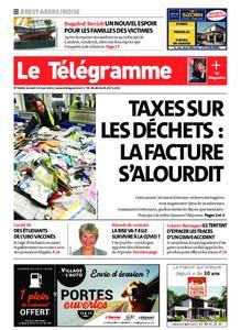 Le Télégramme Brest Abers Iroise – 13 mars 2021
