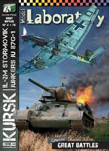 Model Laboratory N°4: Great Battles. Kursk