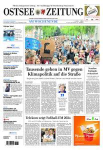 Ostsee Zeitung Ribnitz-Damgarten - 21. September 2019