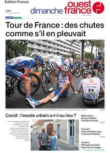Ouest-France Édition France – 30 août 2020