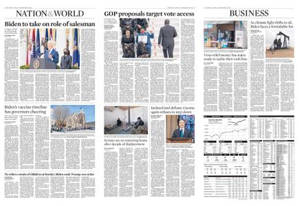Post-Tribune – March 13, 2021