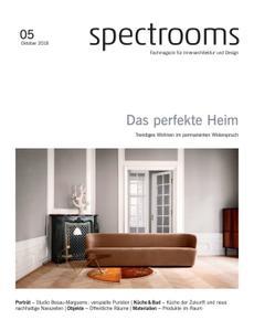 Spectrooms Magazin - Oktober 2018