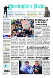 Oberhessische Presse Marburg/Ostkreis - 04. Mai 2019