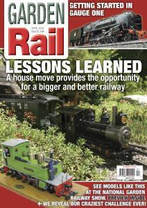 Garden Rail - April 2019