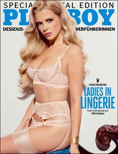 Playboy Germany Special Digital Edition - Dessous-Verfûhrerinnen - 2016
