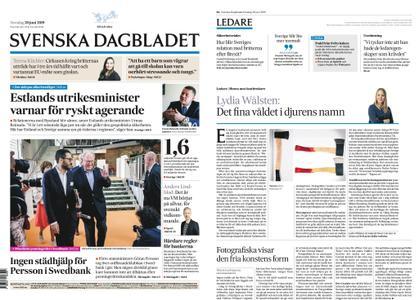 Svenska Dagbladet – 20 juni 2019