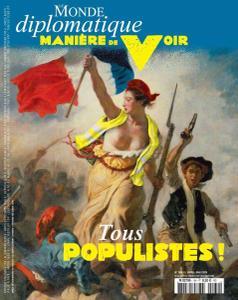 Le Monde Diplomatique - Manière de Voir - Avril-Mai 2019