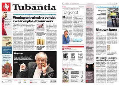 Tubantia - Enschede – 13 december 2017
