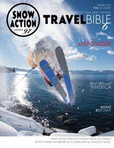 Snow Action - Snow Travel Bible 6 2017