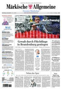 Märkische Allgemeine Zossener Rundschau - 04. Januar 2018