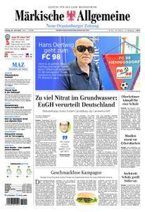 Neue Oranienburger Zeitung - 22. Juni 2018