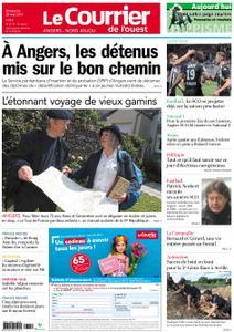 Le Courrier de l'Ouest Nord Anjou – 26 mai 2019