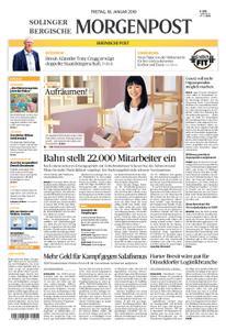 Solinger Morgenpost – 18. Januar 2019