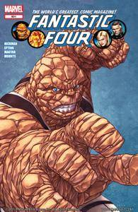 Fantastic Four 601 2012 digital