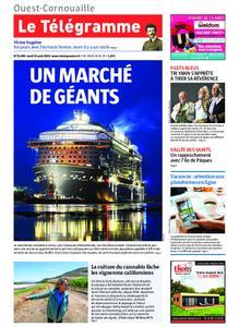 Le Télégramme Ouest Cornouaille – 12 août 2019