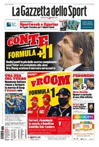 La Gazzetta dello Sport Sicilia – 03 luglio 2020