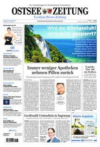 Ostsee Zeitung Wolgast - 13. Juli 2018