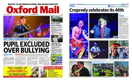 Oxford Mail – August 12, 2019