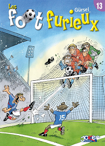 Les Foot Furieux - Tome 13