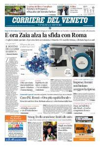 Corriere del Veneto Venezia e Mestre - 24 Ottobre 2017