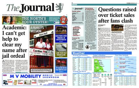 The Journal – May 06, 2019