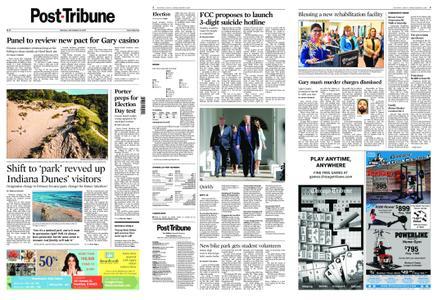 Post-Tribune – September 23, 2019