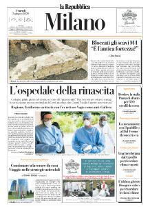 la Repubblica Milano - 5 Giugno 2020
