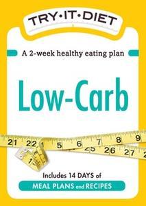 «Try-It Diet: Low-Carb» by Adams Media