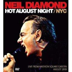 Neil Diamond - Hot August Night/NYC DVD (2009)