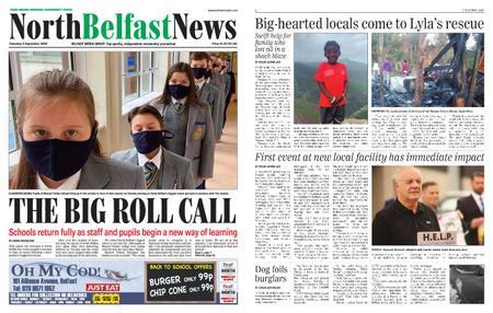 North Belfast News – September 05, 2020